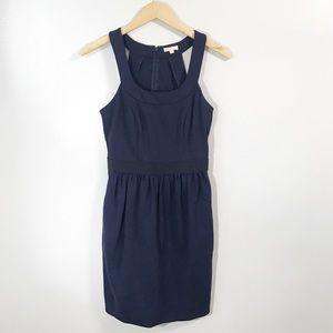 Shoshanna Navy Dress